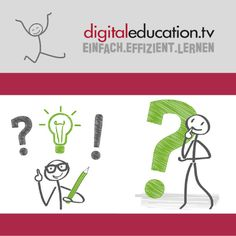 How you can operate successful #knowledge management in your #company? — digitaleducation.tv - einfach.effizient.lernen mit Video-Trainings in SCORM