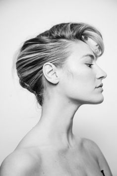 Classic French Twist with Dramatic Fringe Nyc, Updos, Hairdresser, Your Hair, Stylists, French, Education, Studio, Classic