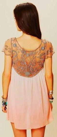 Fashion & Style   #716|4  beaded dress