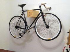Trophy Club | Handmade Wooden Bike Rack    http://www.renegadecraft.com/chicago-info
