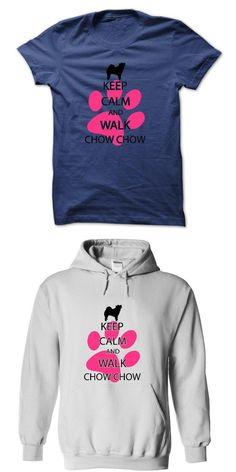 Blue Dog T Shirt New Orleans Keep Calm And Walk Chow Chow #3 #legged #dog #t #shirts #dogs #trust #t #shirt #my #dog #is #my #valentine #t #shirt #oh #my #dog #t #shirt
