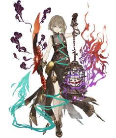 View an image titled 'Gretel, Proud Lion Breaker Job Art' in our SINoALICE art gallery featuring official character designs, concept art, and promo pictures. Female Character Design, Character Drawing, Character Illustration, Character Concept, Concept Art, Art Anime Fille, Anime Art Girl, Fantasy Characters, Anime Characters