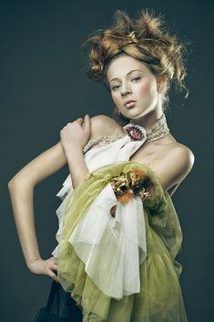 "Joanna Kustra's beautiful photography, the ""paintings"" portraits series - ego-alterego.com"