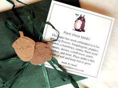 Items similar to 100 Seed Paper Acorns - Plantable Paper Confetti - Rustic Fall Wedding Favors - Winter Weddings on Etsy Totoro, Winter Wedding Favors, Fall Wedding, Winter Weddings, Wedding Ideas, First Birthday Party Favor, Baby Birthday, Seed Paper, Party Time