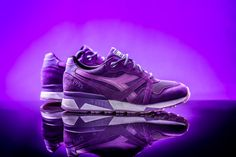 """Packer x Raekwon x Diadora N9000 """"Purple Tape"""""""