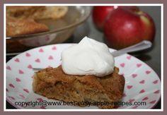 Easiest Apple Dessert Recipe Ever!