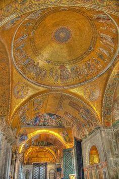 Mosaici della Basilica di San Marco - Venezia