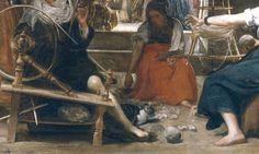 El gato de Las Hilanderas de Velázquez