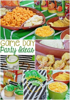 Celebrate the big game with these easy game day party ideas. For the tailgate or your home, these snack ideas and recipes are affordable and TASTY! #ad #BigGameSnacks