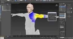 Using the Voxel Solver with the Skin Modifier in 3ds Max, Using the Voxel Solver with the Skin Modifier, 3ds Max, Autodesk, 3d, 3ds max, tutorial, adskbhsverall ,howto, how to, animation, character, character animation, skin, skinning, rigging, amer yassine, Skin Modifier in 3ds Max, Skin Modifier, 3ds Max 2016 Ext. 1, 3D Studio Max Tutorials