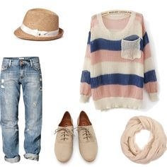 """""""Fall Outfit"""" by karissa-mcintire on Polyvore"""
