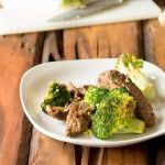 Beef and Broccoli #paleopantryideas