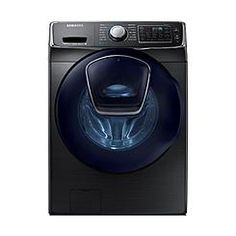 Samsung WF45K6500AV 4.5 cu. ft. Front Load Washer w/ AddWash™ - Black Stainless Steel