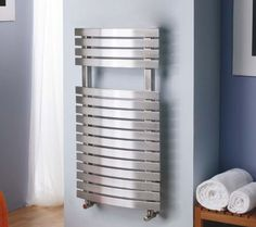 if i've gotta continue 2 live in the north, i need a towel warmer, dammit!