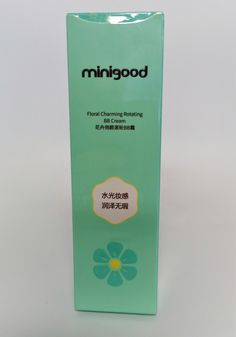 Floral Charming, Rotating BB cream, exclusive in South Africa through MiniGood - now open at Cedar Square, Fourways, Johannesburg Makeup Products, South Africa, Bb, Facial, Cream, Creme Caramel, Facial Treatment, Facial Care, Face Care