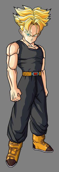 (Mirai) Future Trunks SSJ