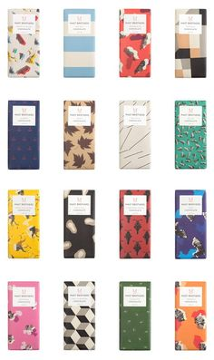 Chocolate packaging design of Mast Brothers - emballage tablette chocolat Choclate Bar, Mast Chocolate, Mast Brothers Chocolate, Chocolate Brands, Design Web, Label Design, Box Design, Branding Design, Package Design