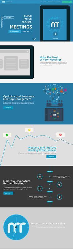 MeetingResult on Behance