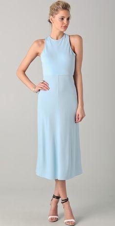Tibi, Crossback Dress