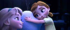 Elsa and Anna-Frozen :) Frozen Disney, Frozen And Tangled, Disney Magic, Frozen 2013, Olaf Frozen, Disney And Dreamworks, Disney Pixar, Walt Disney, Frozen Facts