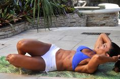 Total Abs Workout. Fitness Series. (+playlist)