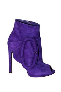 Edmundo Castillo Fall 2012 Boots + Booties Shoes Accessories Index