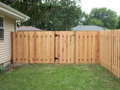 Nice 50 Awesome DIY Privacy Fence Ideas https://homeylife.com/50-awesome-diy-privacy-fence-ideas/
