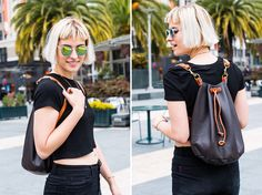 Love this 3-in-1 backpack bag.