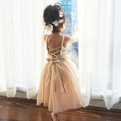발레리나원피스, Dress for daughter