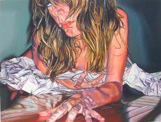 Zingarelli Laura I WANT YOU acrilico su tela 70x50cm