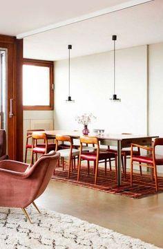 Modern dining room - fine photo