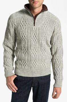 Легенды викингов – арановый свитер Dale of Norway. | Вязание для мужчин | Постила