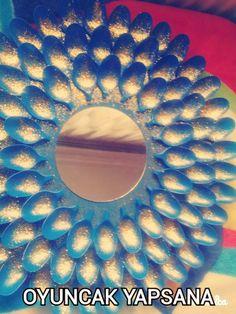 oyuncak yapsana: Dekoratif Ayna Yapımı