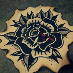 Tattoo old school eye tat 15 Ideen - Hair♥ Nails♥ Beauty♥ Tattoos♥ Piercings♥ - Flower Tattoos, Hand Tattoos, Body Art Tattoos, New Tattoos, Sleeve Tattoos, Tatoos, Trendy Tattoos, Black Tattoos, Dessin Old School