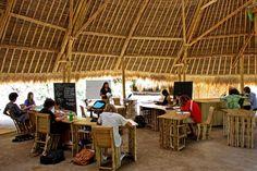 Galería de The Green School / PT Bambu - 3