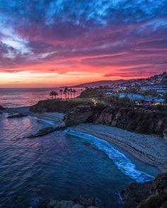 Laguna Beach California by Jim Langston | CaliforniaFeelings.com #california #cali #LA #CA #SF