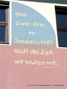 Spruch von Wilhelm Busch 5 W, True Words, Texts, German, Humor, Sayings, Quotes, Childhood Memories, Thoughts