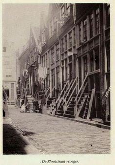 Slootstraat, Amsterdam, 1900