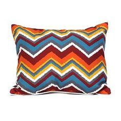 Chevron Rhumba Pillow