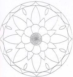 mandala coloring pages Mandala Coloring Pages, Colouring Pages, Coloring Books, Adult Coloring, Mandala Artwork, Mandala Painting, Rock Painting, Mandala Dots, Mandala Pattern