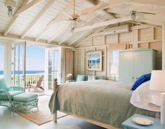 Take your inspiration from these coastal theme hotel bedrooms! Featured on Completely Coastal. A selection of inspirational hotel bedrooms with designs and decor in a coastal beach and nautical theme, such as the cottages at Castle Hill in Newport Rhode Island. Beach Cottage Style, Beach Cottage Decor, Coastal Cottage, Cottage Homes, Cottage Ideas, Cottage Chic, Coastal Farmhouse, Coastal Decor, Coastal Bedrooms