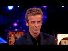 Peter Capaldi's First Appearance as the Doctor! :D