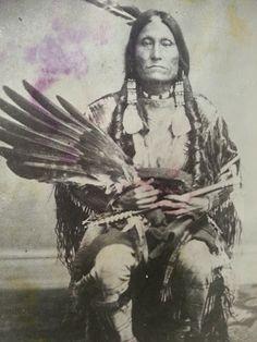 Flying Pipe 1867 Yankton Sioux Tok Sa