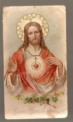 Sacret heart of jesus, sacro cuore di gesù