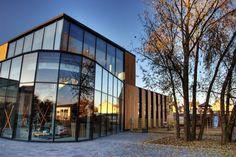 MELC (Maison de l'Education, des Loisirs et de la Culture) © Vincent Lottenberg