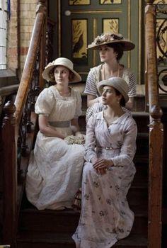 The Crawley Sisters - Downton Abbey photo - myLusciousLife.com.jpg