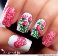 Imagenes de uñas decoradas | Imagenes Graciosas