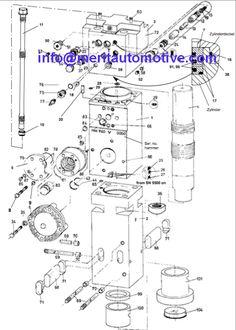 Hydraulic Breaker Hammer Parts panosundaki Pin