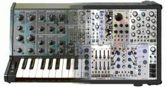 Korg MS20 Inspired Eurorack to the MAX!