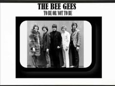 The Bee Gees - To Be Or Not To Be (Full Album) - YouTube
